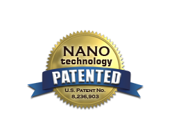 Patented Nano Technology